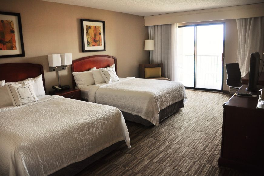 Courtyard by Marriott, Roseville
