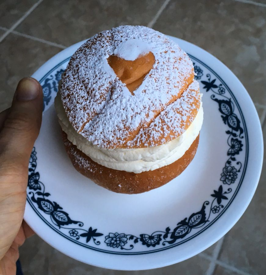 Semla, Swedish Crown Bakery