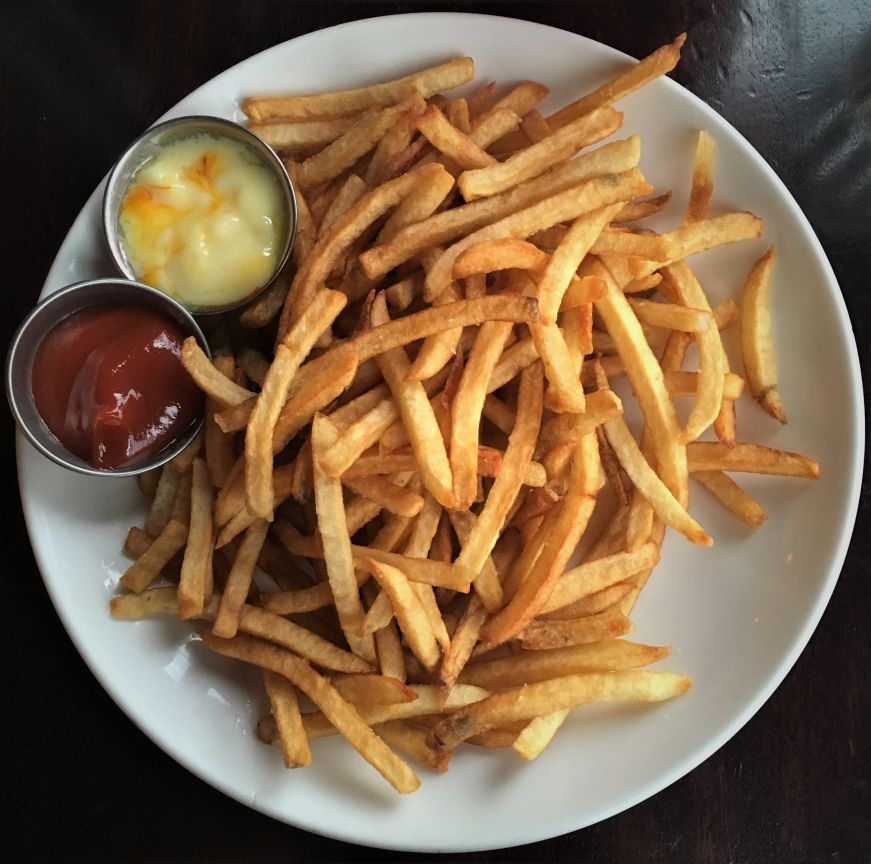 Pommes frites, Barbette, Minneapolis