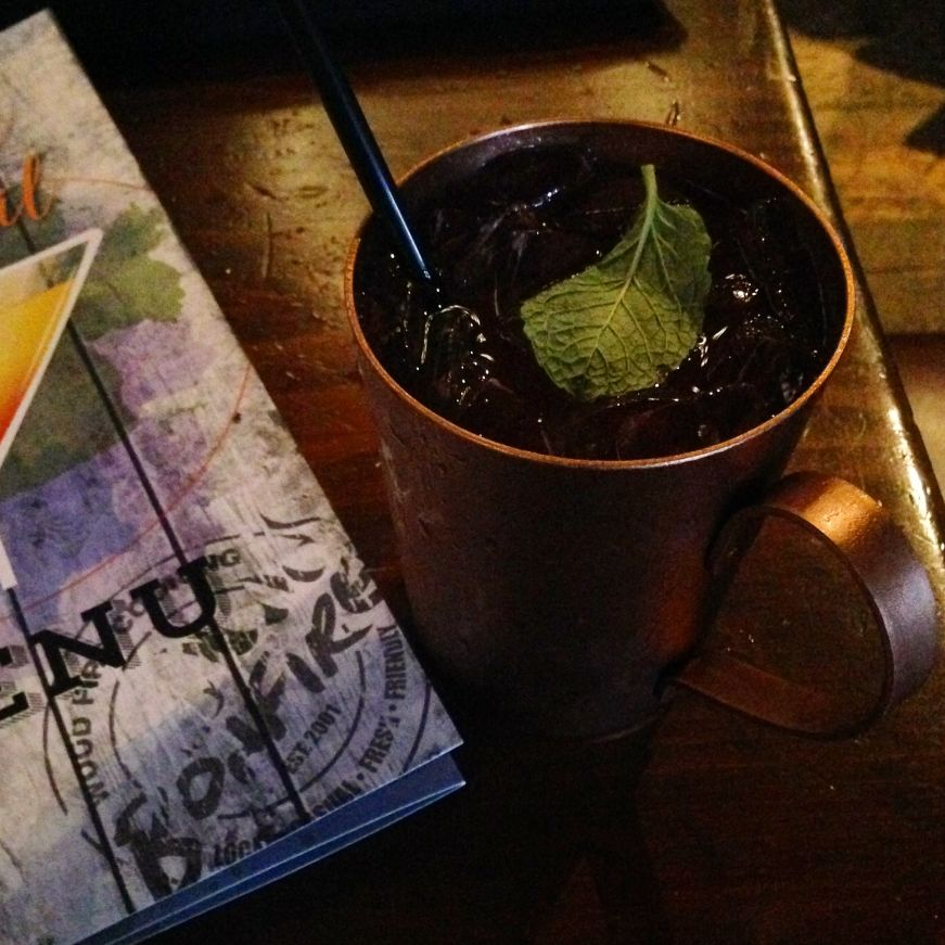 Purple Mule, Bonfire
