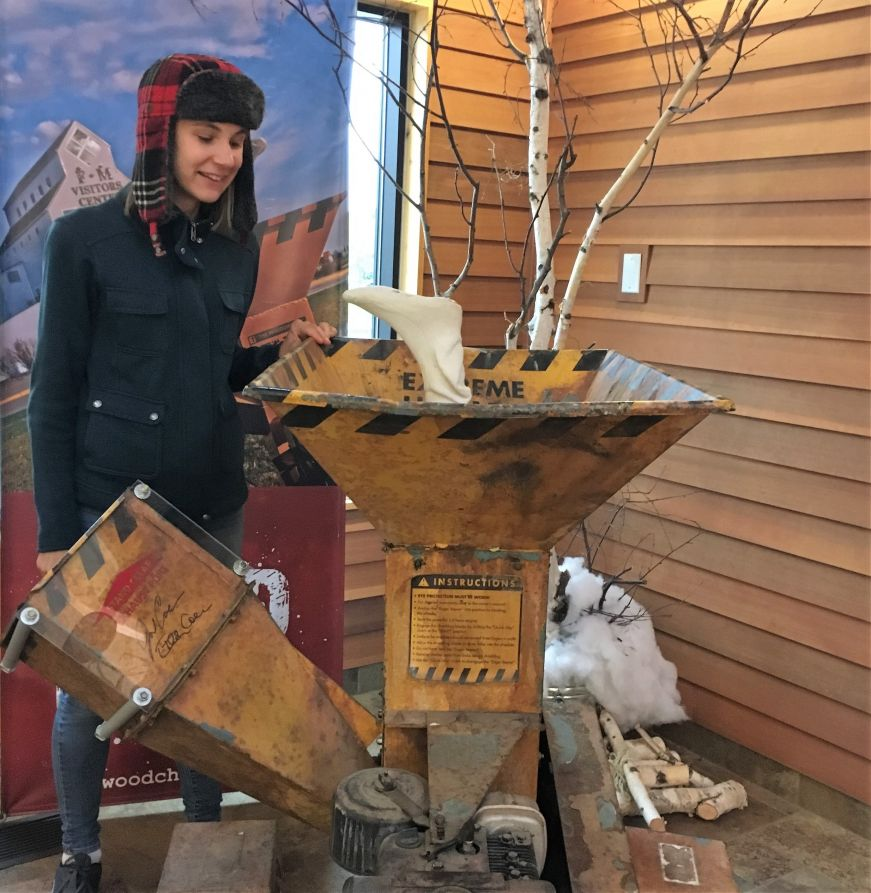 The Wood Chipper, Fargo-Moorhead Visitors Center