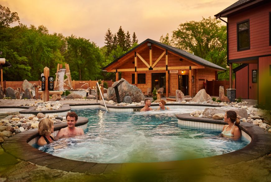 Thermea Spa, Winnipeg