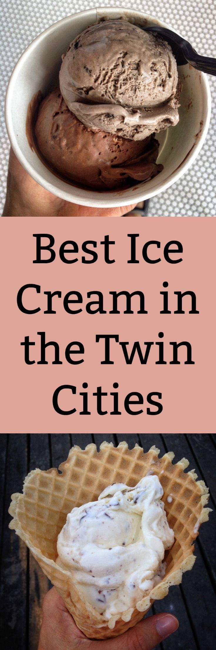 Best Ice Cream in the Twin Cities