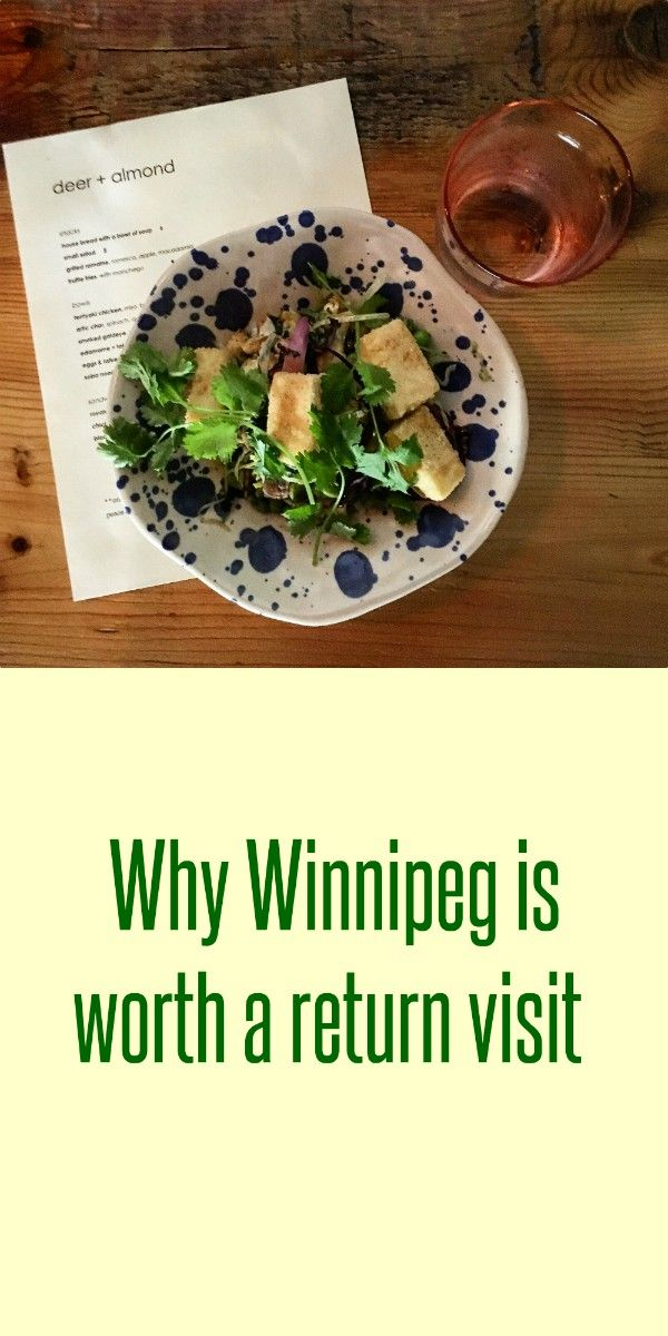Why Winnipeg is worth a return visit Pinterest image
