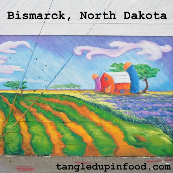 Bismarck, North Dakota Pinterest image