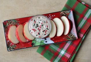 Gingerbread Yogurt Dip