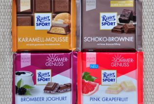Ritter Sport Review 2017 Edition