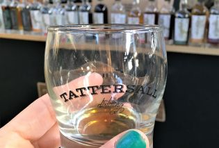 Tattersall spirit tasting glass
